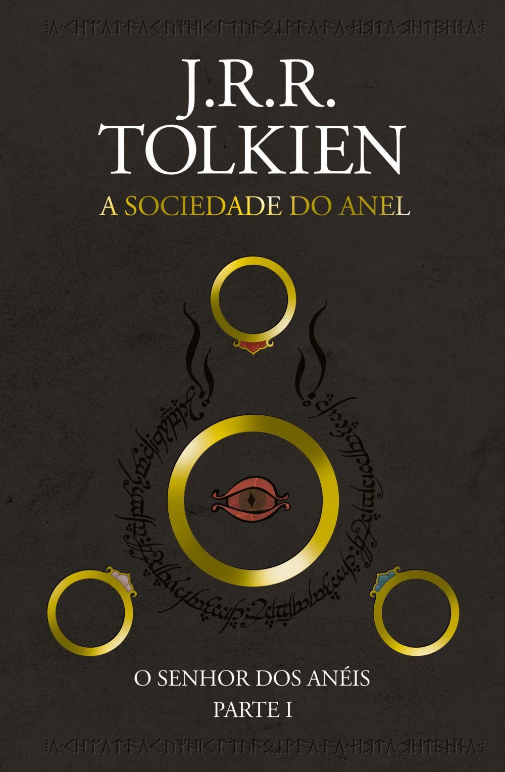 LIVRO - BOX TRILOGIA O SENHOR DOS ANÉIS - J.R.R. TOLKIEN